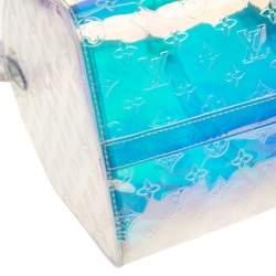 Louis Vuitton Monogram Prism Keepall Bandouliere 50 Bag
