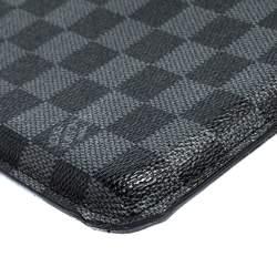 Louis Vuitton Damier Graphite Canvas iPad Case