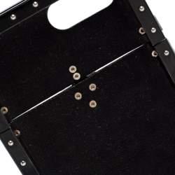 Louis Vuitton Monogram Eclipse Canvas Eye Trunk iPhone 7 Plus Case