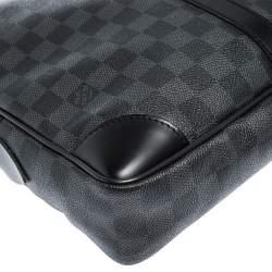 Louis Vuitton Damier Graphite Canvas Porte Documents Voyage Briefcase