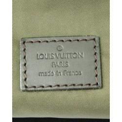 Louis Vuitton Dark Brown/Black Canvas Messenger Bag