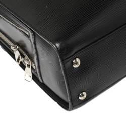 Louis Vuitton Epi Leather Bassano GM Briefcase