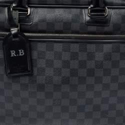 Louis Vuitton Damier Graphite Canvas Icare Business Bag