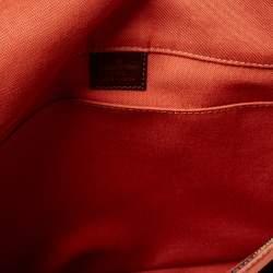 Louis Vuitton Damier Ebene Canvas Bastille Messenger Bag