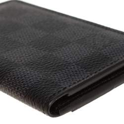 Louis Vuitton Damier Graphite Canvas Pocket Organizer