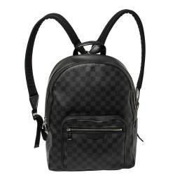 Louis Vuitton Damier Graphite Canvas Josh Backpack