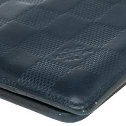 Louis Vuitton Cosmos Damier Infini Leather Multiple Wallet