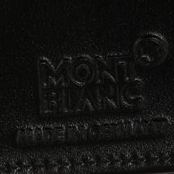 Montblanc Black Leather Large Meisterstück Organizer