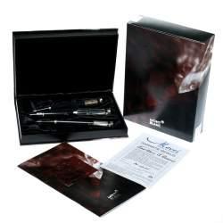 طقم 3 أقلام مون بلان أصدار خاص شارلز ديكنز ميسترستك