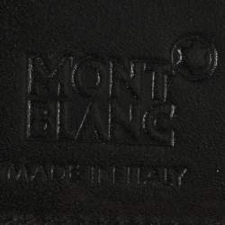 Montblanc Black Leather Miesterstuck Bifold Wallet