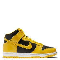 Nike Dunk High Varsity Maize EU Size 36.5 US Size 4.5Y
