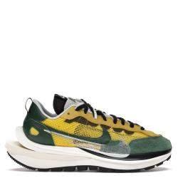 Nike Sacai Vaporwaffle Yellow Green EU 43 US 9.5