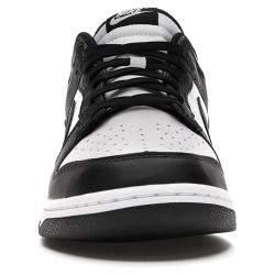 Nike Dunk Low White/Black Sneakers US 5Y EU 37.5