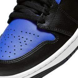 Nike Jordan 1 Mid Royal Sneakers Size US 8.5 EU 42