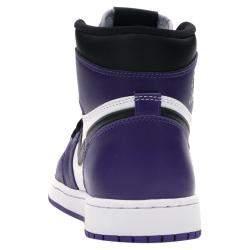 حذاء رياضي نايك جوردا 1 هاي كورت 2.0 بنفسجي مقاس أمريكي 9 - مقاس أوروبي 42.5