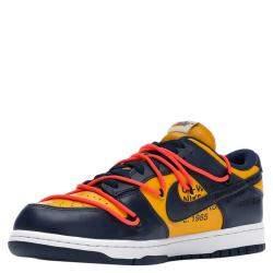 حذاء رياضي نايك أوف وايت دونك ميشيغان (مقاس أمريكي 8.5) مقاس أوروبي 42