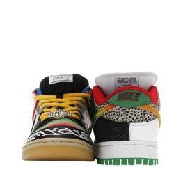 Nike SB Dunk Low What the Paul Sneakers Size US 9.5 (EU 43)