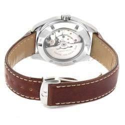 Omega Black Stainless Steel Aqua Terra Co-Axial 5000 Gauss 231.12.42.21.01.001 Men's Wristwatch 41.5 MM