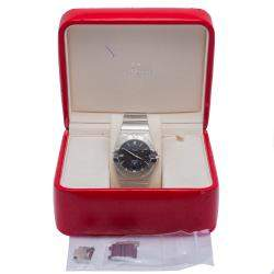 Omega Constellation Double Eagle Stainless Steel Men's Wristwatch 41MM