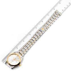 """ساعة يد رجالية أوميغا """"سيماستر اكوا تيرا2318.30.00"""" ذهب أصفر و ستانلس ستيل فضية 36.2 مم"""