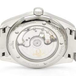 Omega Silver Stainless Steel Seamaster Aqua Terra 2503.34.00 Men's Wristwatch 39 MM
