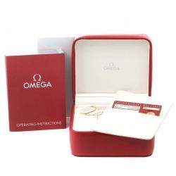 Omega Brown 18K Yellow Gold And Stainless Steel Seamaster Aqua Terra 231.20.39.21.06.004 Men's Wristwatch 41.5 MM