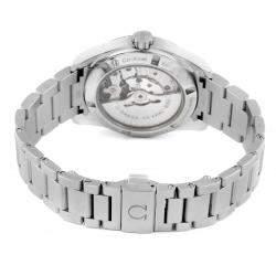 Omega Grey Stainless Steel Seamaster Aqua Terra 231.10.39.21.06.001 Men's Wristwatch 39 MM