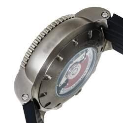 Oris Carbon Fiber Titanium Rubber  Williams F1 Team Limited Edition 0453/2000 7556 Men's Wristwatch 44 mm