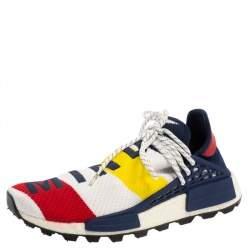 Pharrell Williams x Addidas BBC HU NMD Sneakers Size 43 1/3