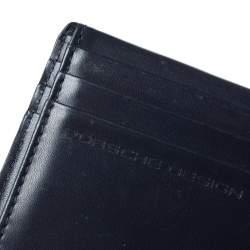 Porsche Design Blue Leather Touch H8 Bifold Wallet