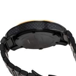 Porsche Design Carbon Fiber PVD Coated Stainless Steel 911 Turbo S Exclusive Series WAP0709110J Men's Wristwatch 42 mm