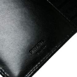 Prada Black Tessuto Nylon Document Case