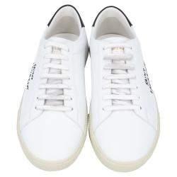 حذاء رياضي سان لوران باريس كورت كلاسيك أس أل/06 مقاس أوروبي 43
