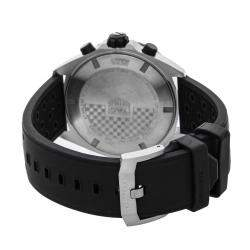 Tag Heuer Black Stainless Steel Formula 1 Chronograph CAZ1010.FT8024 Men's Wristwatch 43 MM