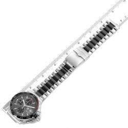 Tag Heuer Grey Stainless Steel Formula 1 Calibre16 Chronograph CAU2011 Men's Wristwatch 44 MM