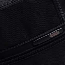 TUMI Black Nylon Gen 4.2 Slim Solutions Brief Backpack