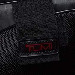 TUMI Black Nylon Gen 4.2 Expandable Organizer Laptop Briefcase