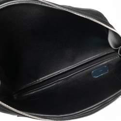 Valentino Black Nylon Spaceland Laptop Case