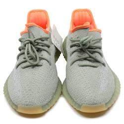Yeezy 350 V2 Desert Sage Sneakers Size 44 (US 10)