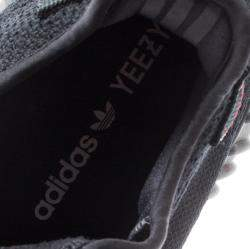 Adidas Yeezy 350 Bred Sneakers Size US 10 (EU 44)