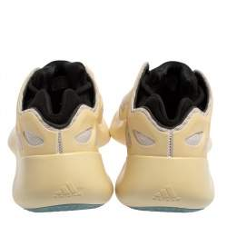 Yeezy x adidas Cream Mesh And Rubber 700 V3 Azael Sneakers Size 43 1/3