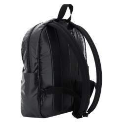 حقيبة ظهر سان لوران نايلون سوداء