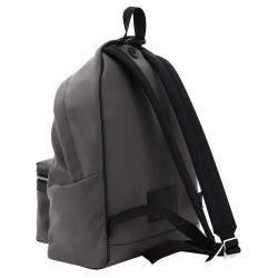 حقيبة ظهر سان لوران جلد سيتي سوداء