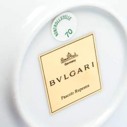 Bvlgari X Rosenthal Pascolo Rupestre Espresso Cup & Saucer