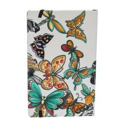 Bvlgari White Butterfly Notebook