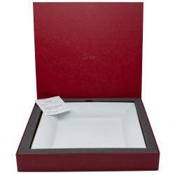 Cartier Panthere White Ceramic Plate