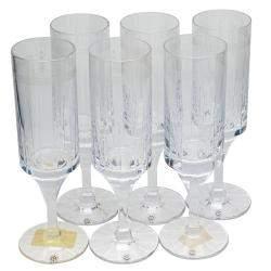 Cartier La Maison Rare Flute Glass Set