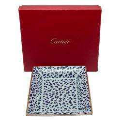 Cartier Porcelain Limoges Change Tray