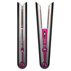 Dyson Corrale™ Hair Straightener, Black Nickel/Fuchsia (Available for UAE Customers Only)