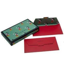 Gucci Set Of 20 Envelopes Set